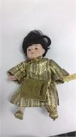 Four Seymour Mann Connoisseur Collection Dolls