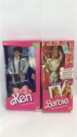 6 Vintage Unopened Barbie & Ken Dolls