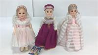 5 Wonderful World of Effanbee Dolls