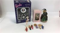 Lot of Vintage Barbie Dolls & Other Merchandise