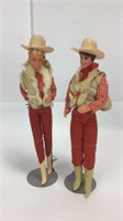 Star Trek / Horse Lovin Ken & Barbie Sets