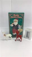 Rockin' Around Santa & Other Chirstmas Items
