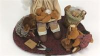 Lizzie High Doll Sewing Teddy Bears