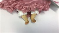 3 Dolfi Italian Wooden Carved Dolls (1986)