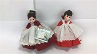 6 Alexander Doll Co. Little Women Dolls