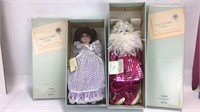Two Betty Jane Carter Musical Dolls