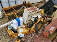 Small Farm Implements & Power Equipment Sale!