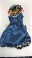 Dynasty Doll Collection 1989 Porcelain Doll