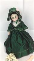 2 Madame Alexander Dolls