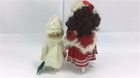 4 Dynasty Doll Collection Dolls 1983