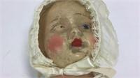 2 Vintage Composition Dolls