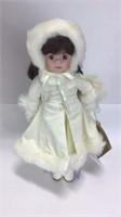 4 Vintage Porcelain Mann Dolls