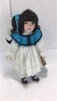 3 Vintage Porcelain Dolls
