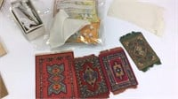 Large Lot of Dollhouse Accessories