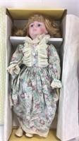 2 Seymour Mann Vintage Porcelain Dolls