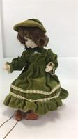 Chadwick Musical Figurine + Gorham Doll Music Box