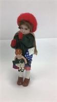 Wyndham Porcelain Doll Set Heidi & Eric + More