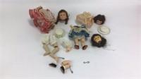 Betsy Mccall Rothschild Vintage Dolls