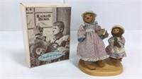 Raikes Bears Lucille & Daphne Original Box