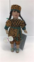 Chamarra Limited Edition Doll by Marika