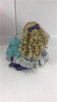 """Marie Osmond """"Quite a Pair"""" Doll 12"""" H"""
