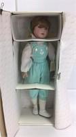 "Marie Osmond ""Twin Series Nathan"" Doll 23"" H Box"