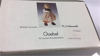 Pr MI Hummel Birthday Serenade Dolls in Boxes