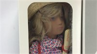 Sasha w/Guitar Limited Edition Doll 184A