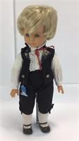 """Engel-Puppe 19.5"""" H Boy Doll"""
