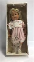"""Engel-Puppe 25"""" H Doll in Box"""