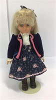 """Engel-Puppe 19"""" H Doll on Stand"""