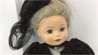 "Vintage 19"" H Echt Porzellan German Doll"