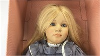 """""""Malin"""" Doll by Annette Himstedt 1135 - 31"""" H"""