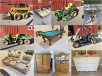 Personal Property - Online Only Auction - Kalona, IA