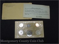 Montgomery County Coin Club Online Auction #1