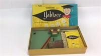 Scrabble, Yahtzee & Rummikub