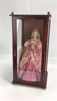Franklin Heirloom Cinderella Porcelain Doll