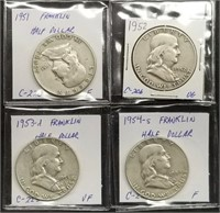 Tues., Oct. 27th 650 Lot Foster Collection US Coin & Bullion