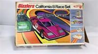 Hot Wheels Sizzlers California/8 Race Set