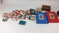 Travel Battleship & 20+ Decks Playing Cards