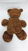 Christmas Teddy Bear Needs a Home