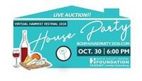 Live/Virtual Harvest Festival Gala