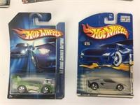 18 Hot Wheels Cars Unopened