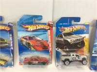 22 Hot Wheels Cars Unopened
