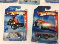 24 Hot Wheels Cars Unopened