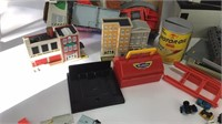 Large Lot Micro Machines & City Playsets