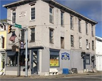 COMMERCIAL REAL ESTATE AUCTION (Online Only)