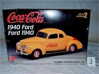 Coca-Cola items; hand-painted porcelain