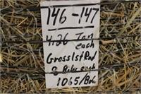 Hay, Bedding, Firewood #45 (11/4/2020)