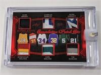 Huge Baseball Card & Memorabilia, Coins & Jewelry Auction